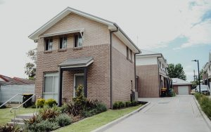 Richmond townhouses by Simpson Building Group